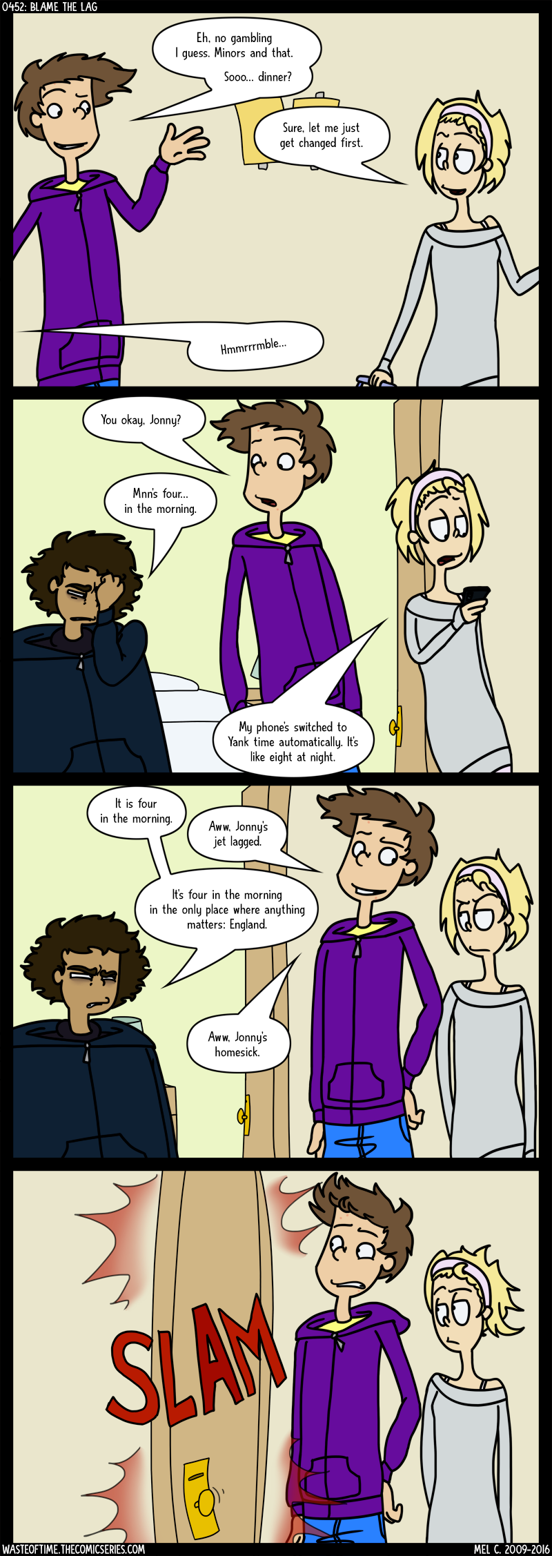 0352: Blame the Lag